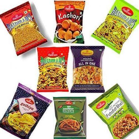Snacks Bhujia